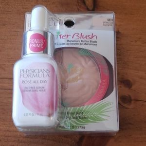 Physicians formula butter blush with free gift